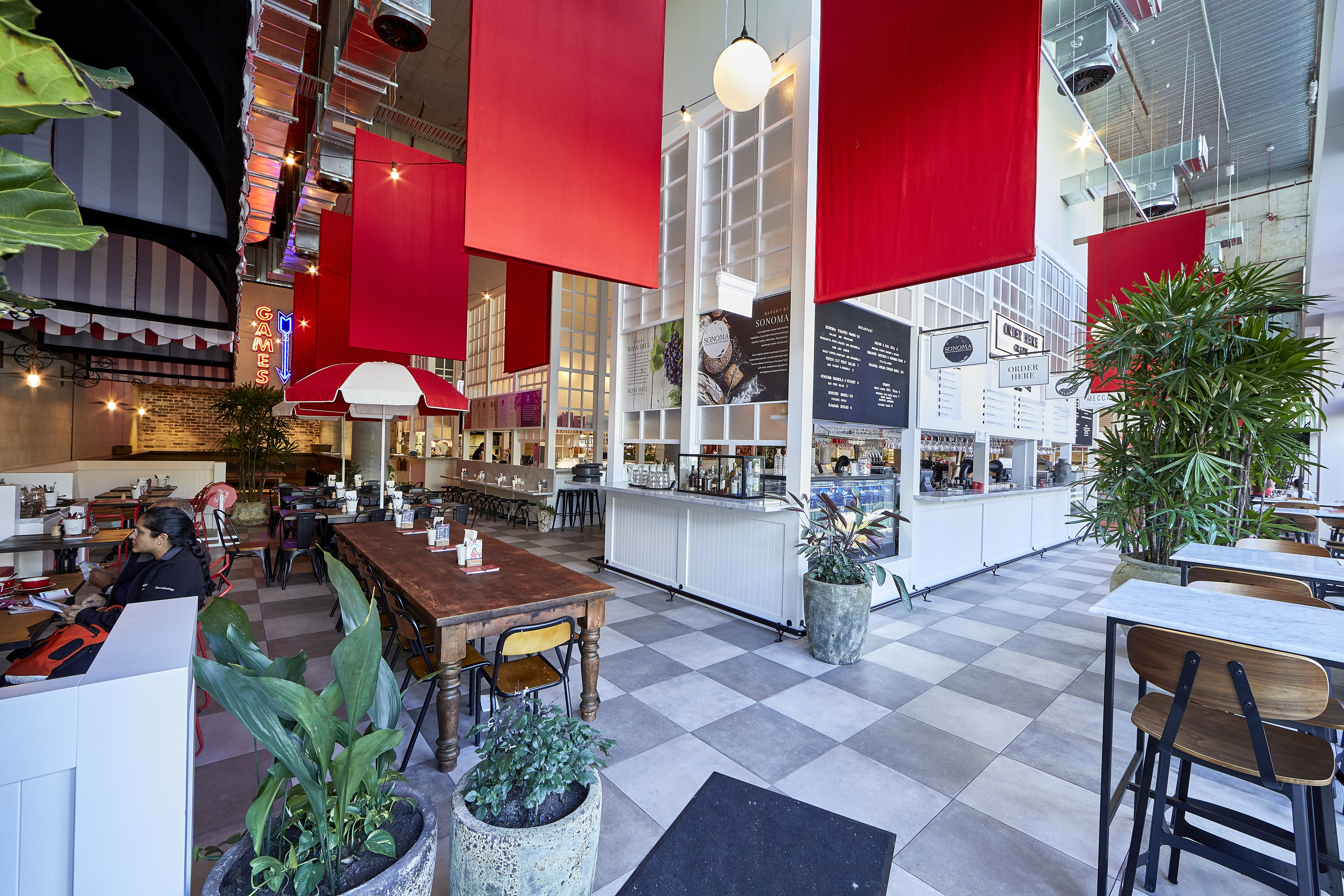 Fratelli Fresh Darling Harbour venue hire - enquire today